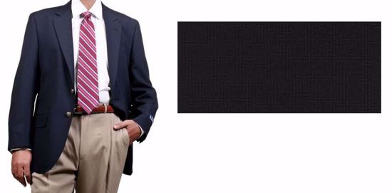 Picture of 100% Textured Polyester - Black