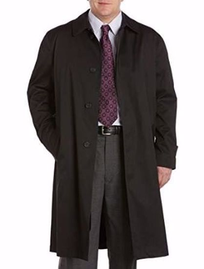 Picture of Rain/All Weather Coat W/Zip Out Liner 60% Cotton 40% Polyester $189 each