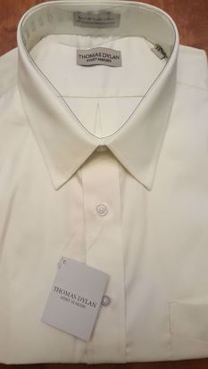 Picture of SPREAD COLLAR WRINKLE FREE SOLID (3 COLORS OPTIONS)