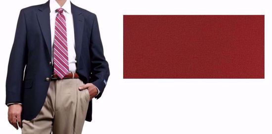 Picture of 100% Textured Polyester - Red