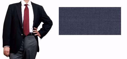 Picture of Navy - 100% Wool Blazer (Big & Tall Styles Available) starting at $189 each