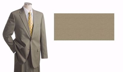 Picture of Poplin Weave 55% Cotton / 45% Polyester - Khaki